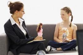 Детская психологическая помощь